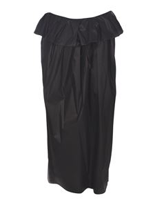 Sportmax - Dondolo midi skirt in black