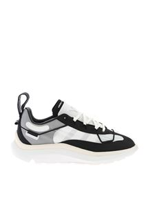 Y-3 - Shiku sneakers in black and white