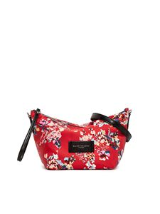 Gianni Chiarini - Clutch in red  with multicolor pattern