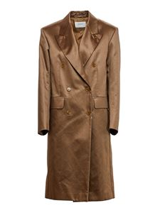 Sportmax - Ajaccio Coat in Verde Kaki color