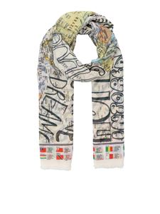 Faliero Sarti - Sciarpa Hope multicolor