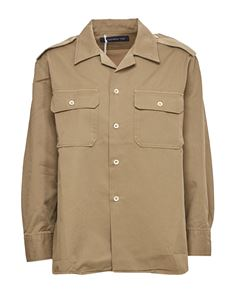 Department 5 - Military shirt in camel color