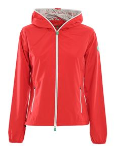 Save The Duck - Stella jacket in red