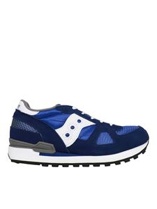 Saucony - Shadow sneakers in blue