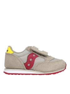 Saucony - Baby Jazz sneakers in Taupe color