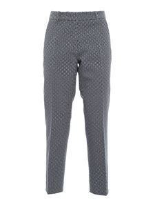 Max Mara Weekend - Onore trousers in light blue