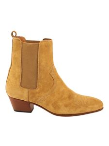 Closed - Bruna ankle boots in brown