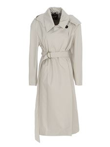 Moorer - Trench Oviedo color crema