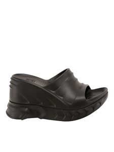 Givenchy - Marshmallow sandals in black
