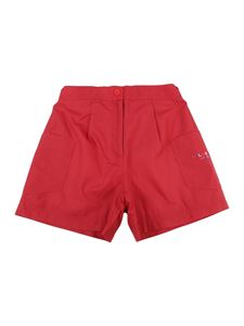 Philosophy di Lorenzo Serafini - Multicolour logo cotton shorts
