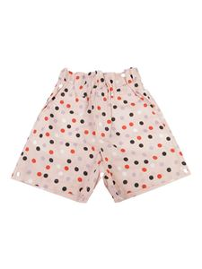 Philosophy di Lorenzo Serafini - Polka dot shorts in pink