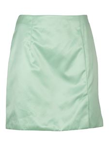 Sportmax - Monique nylon skirt
