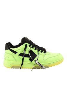 Off-White - Sneakers Out Of Office verdi
