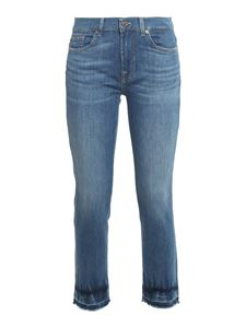 7 For All Mankind - Roxanne jeans in blue