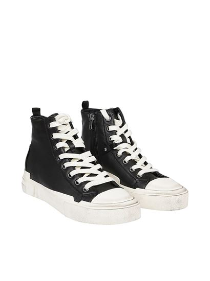 Ash - Sneakers Ghibly Bis 01 nere