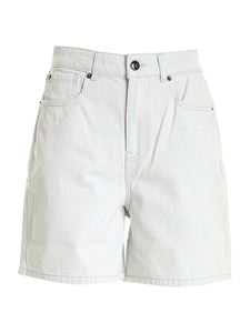 Semicouture - Ambre shorts in light blue