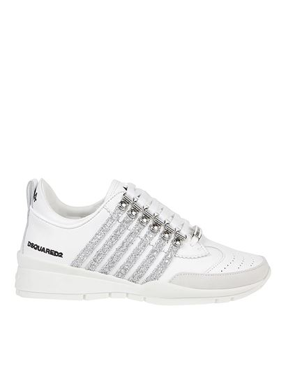 Dsquared2 - Sneakers basse 251 bianche