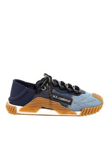 Dolce & Gabbana - Ns1 sneakers in blue
