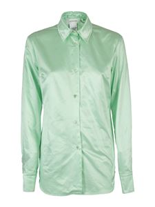 Sportmax - Pirania nylon shirt