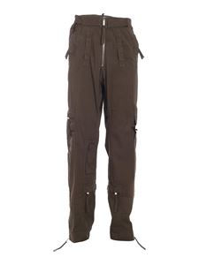 Dsquared2 - Cargo pants in green