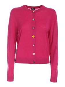 PS by Paul Smith - Cardigan in fuchsia