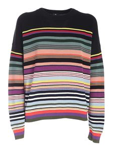 PS by Paul Smith - Striped sweater in multicolor