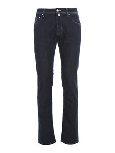 Jacob Cohën - Style 622 jeans in blue