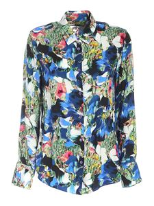 PS by Paul Smith - Floral print shirt in multicolor