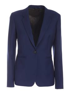 Paul Smith - Single-breasted jacket in blue