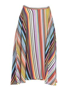PS by Paul Smith - Wrap skirt in multicolor