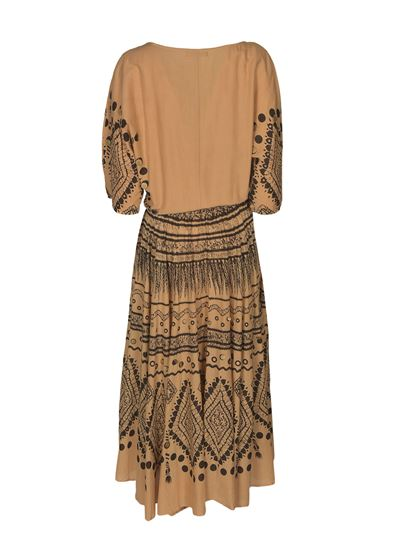Mes Demoiselles - Amitola dress in Ocre color