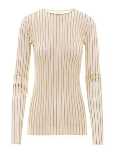 Sportmax - Tempra T-shirt in ivory color