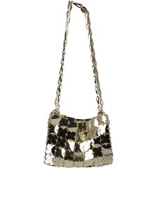 Paco Rabanne - Square Iconic 1969 golden bag