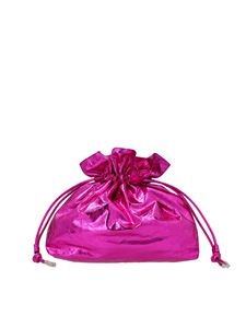 Isabel Marant - Ailey pouch in fuchsia