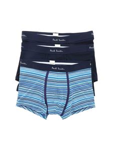 Paul Smith - 3 branded elastic boxers set