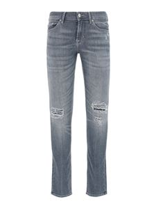 7 For All Mankind - Jeans Ronnie Goodboy grigi