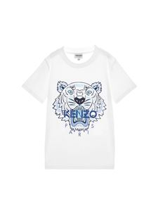 Kenzo - Tiger Crest t-shirt in white