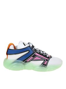 Moschino - Teddy sneakers in multicolor