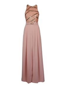 Elisabetta Franchi - Sequins embellished maxi dress