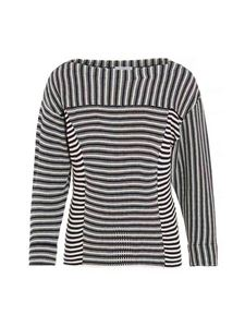 Chloé - Striped sweater in black and white