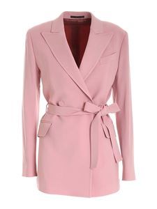 Paul Smith - Double-breasted jacket in pink