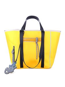 Moncler - Tote JW Anderson gialla