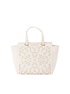 Ermanno by Ermanno Scervino - Faux leather Baroque bag