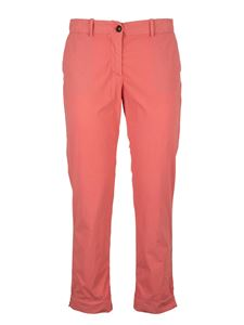 RRD Roberto Ricci Designs - Cropped pants in pink