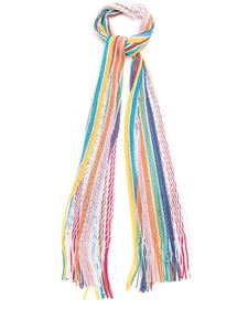 Missoni - Stola a righe multicolor