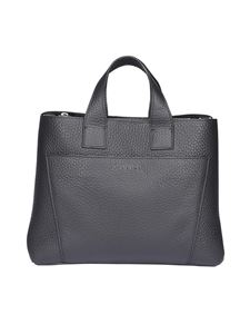 Orciani - Nora Soft large tote bag in black
