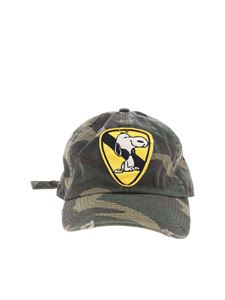 MC2 Saint Barth - Cappello da baseball stampa camouflage