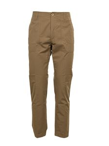 Department 5 - Prince Fatique trousers in brown