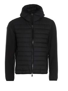 Herno Laminar - Lightweight quilted down jacket in black