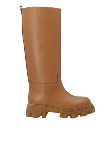 Gia Couture - Perni 07 boots in beige